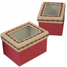 J.2 Caja Ventana Roja