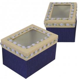 J.2 Caja Ventana Azul