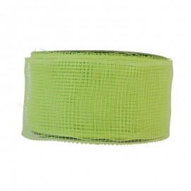 Tull Net 65mm x 20y Verde Lima