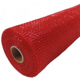 Tull Net ↕53 cm x 10y Rojo