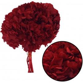 Hortensia Rojo Ø 20 cm Pres.